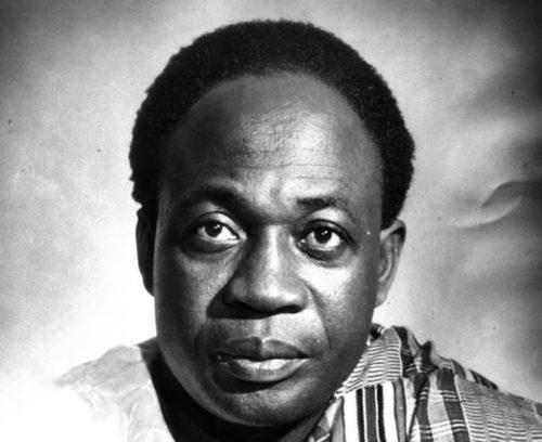 Kwame Nkrumah fonte: https://www.blackpast.org/global-african-history/nkrumah-kwame-1909-1972/